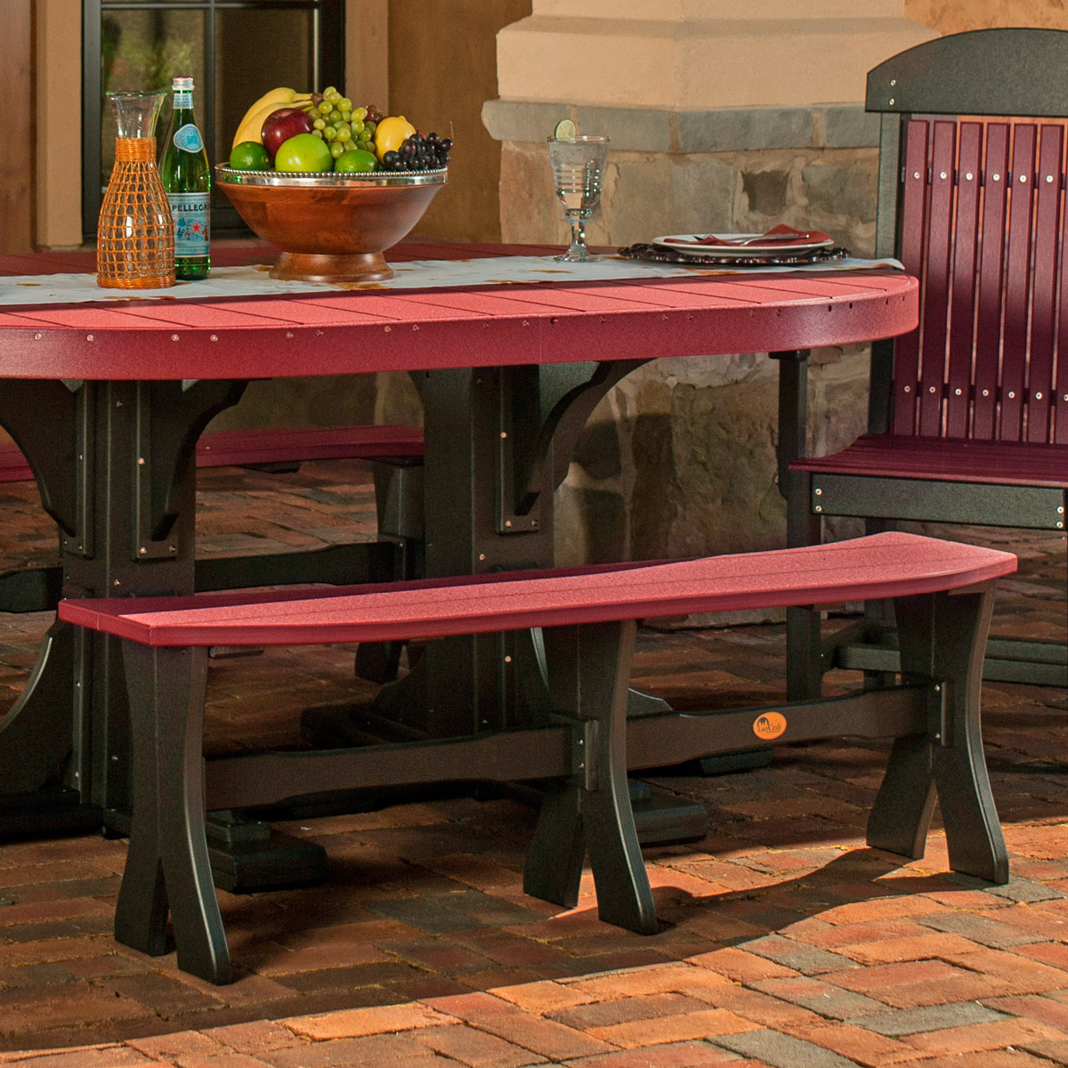 52 table bench luxcraft for Table 52 2016