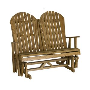 luxcraft-wood-adirondackglider-4ft