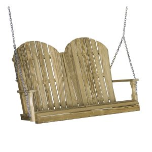 luxcraft-wood-adirondackswing-4ft
