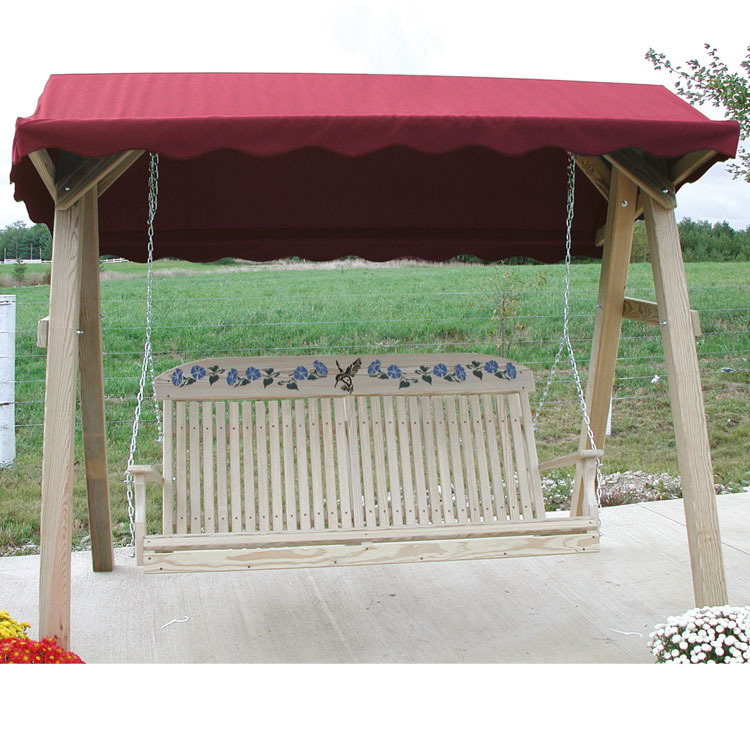 Sunbrella canopy for a frame luxcraft - Luxcraft fine outdoor furniture ...