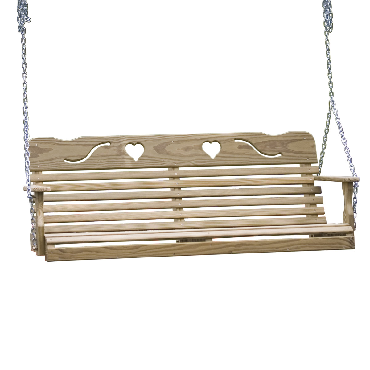 5 39 cutout heart swing luxcraft - Luxcraft fine outdoor furniture ...