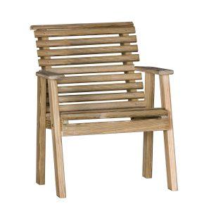 luxcraft-wood-plainbench-2ft