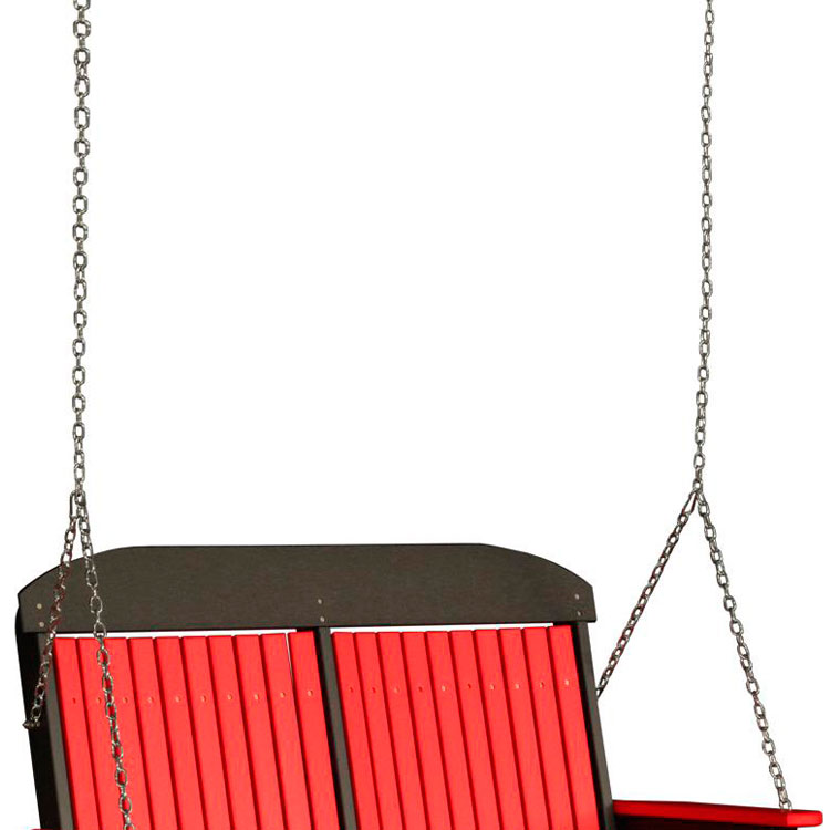 Zinc swing chain luxcraft - Luxcraft fine outdoor furniture ...