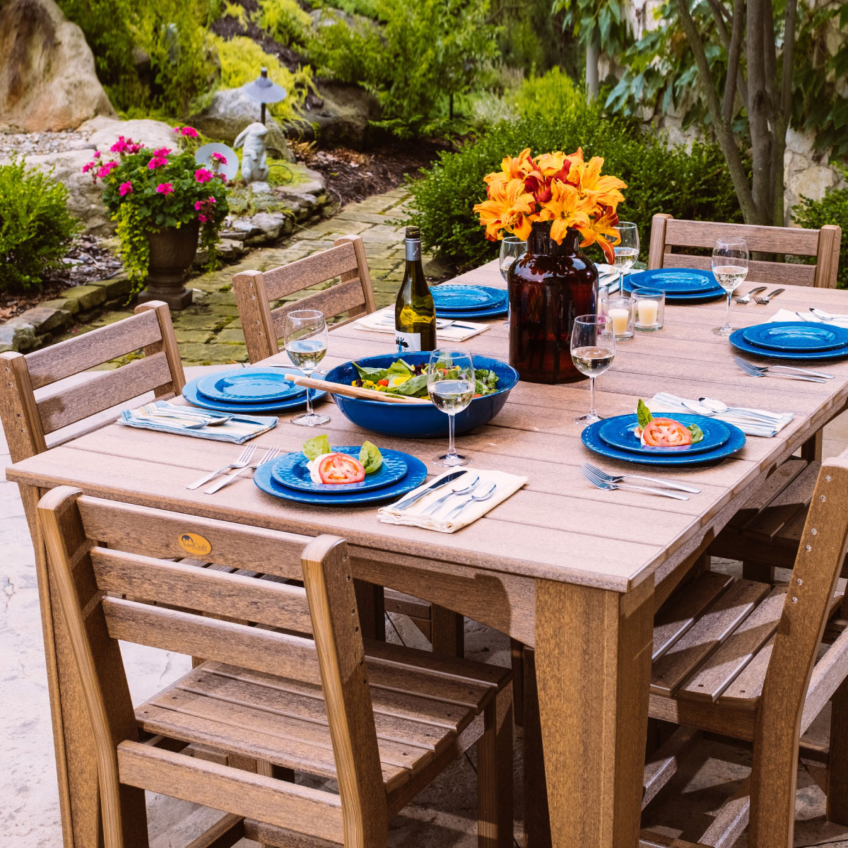 Island Dining Table 44 X 72 Rectangular